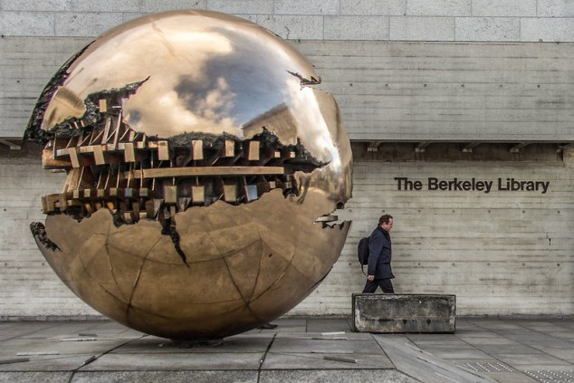 The Berkeley Library Sphere