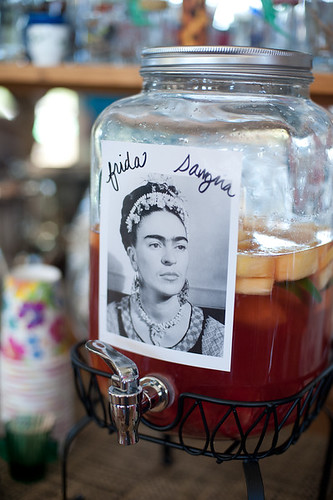 Frida Bridal Shower
