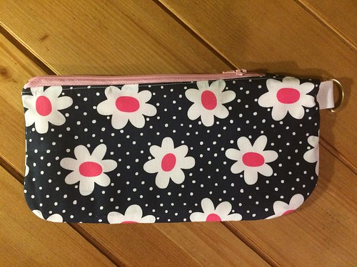 Zippered pouch for Marissa