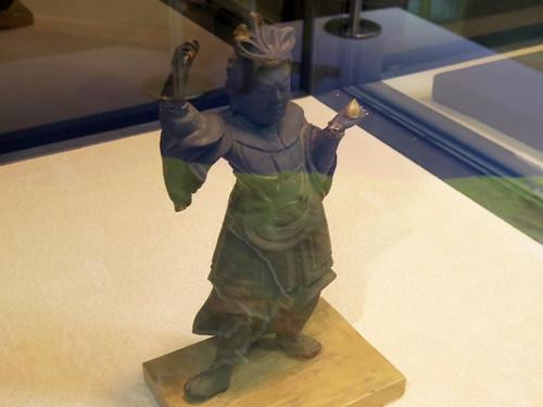 滝寺毘沙門天立像