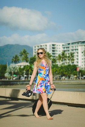 Victory Skate Dress | Queen of Colours