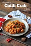 Chilli Crab Fried Rice Recipe