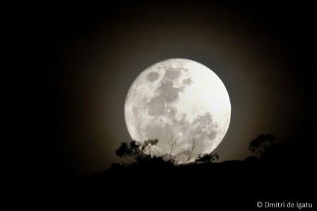 Lua Cheia, Igatu