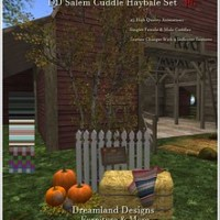 DD Salem Cuddle Haybale Vendor