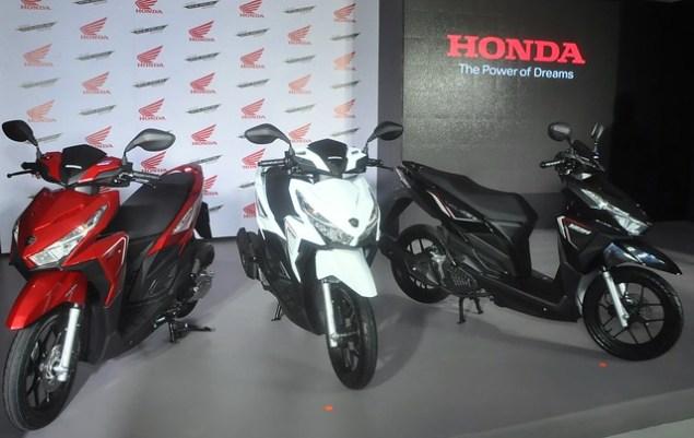 New Honda Click 125i