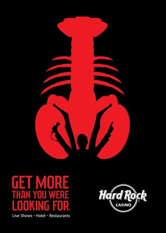 Hard Rock Casino - Lobster