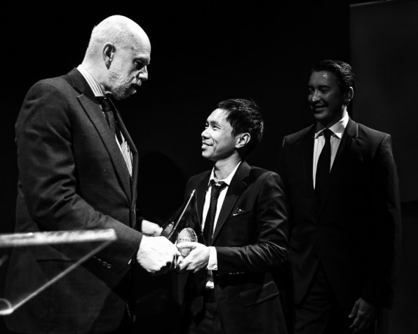 Paul Chan receives the 2014 Hugo Boss Prize