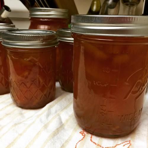 Marmalade season