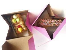 Boxes to go | Liberty Bakery | Main Street