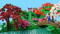 [MOC] Japanese garden - LEGO Historic Themes - Eurobricks ...