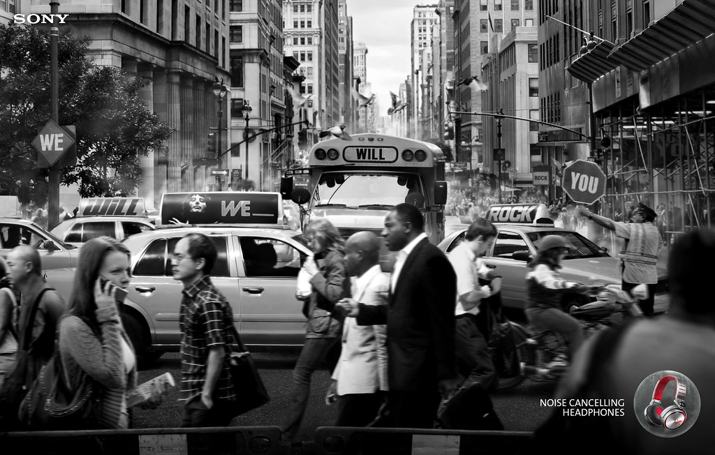 Sony - Traffic