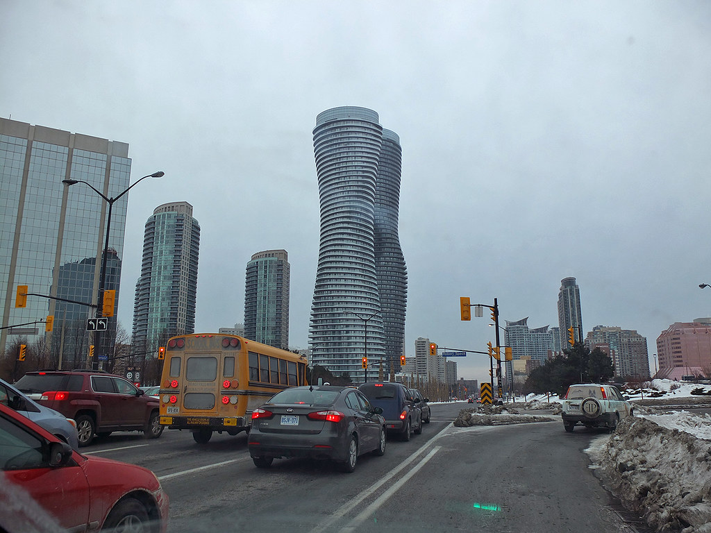 Monroe Canada Marilyn Monroe Towers In Mississauga