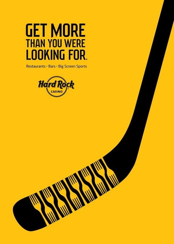 Hard Rock Casino - Hockey