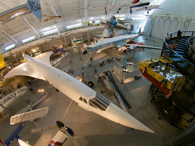 Concorde and friends