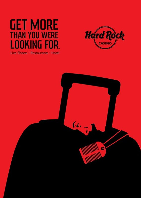 Hard Rock Casino - Luggage