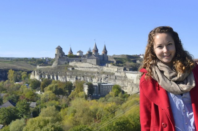 A Year Traveling the World_Kamyanets-Podilsky