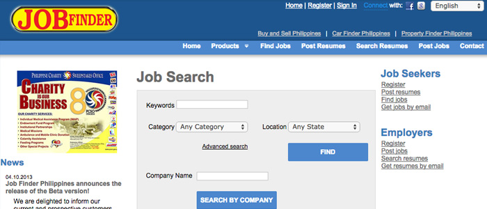 resume posting sites philippines 15 job search websites in the