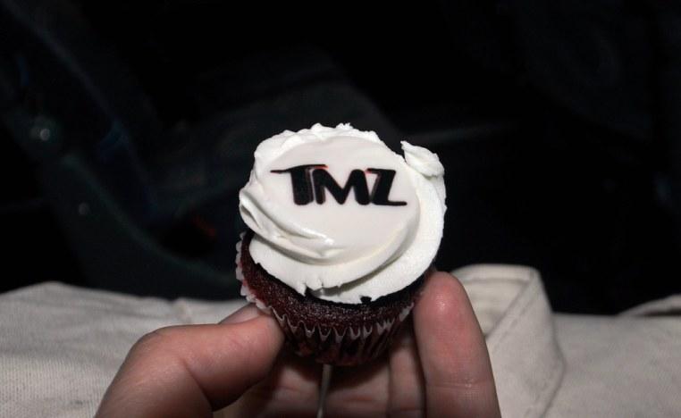 Cupcake! On Location Tours: TMZ Tour NYC, New York, Nov. 2014