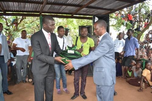 Edil de Quelimane felicita município de Gurué