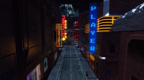 Vortex Alleyway