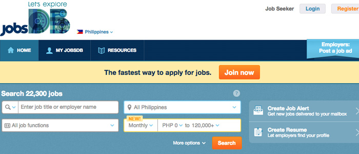 15+ Job Search Websites in the Philippines