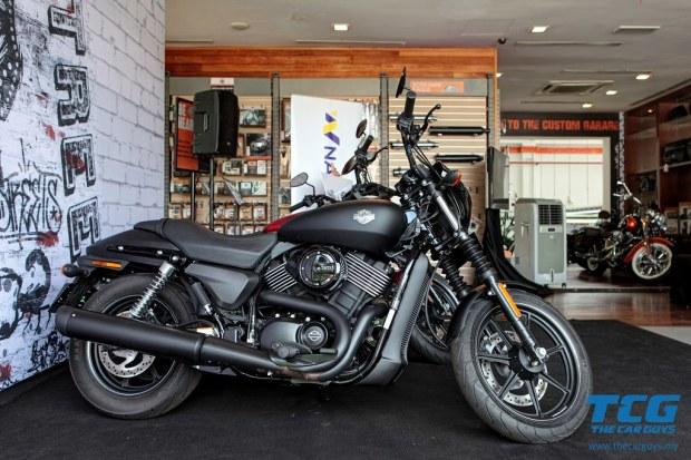 2015 Harley-Davidson Street 750 (12)