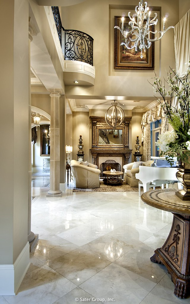 Villa belle the sater group inc - Beautiful home interior design photos ...