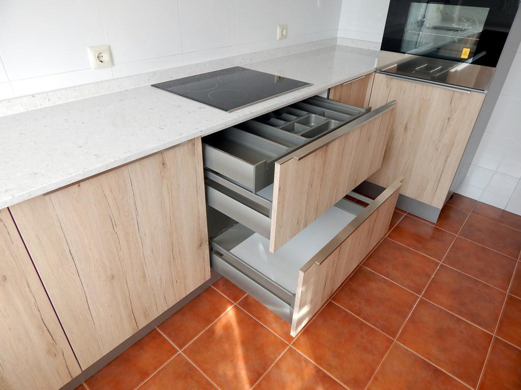 Muebles Para Cocina Color Blanco | Muebles De Cocina En Blanco ...