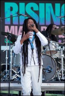 kevens @ Hard Rock Rising in Miami BEach