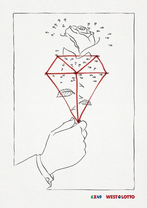 West Lotto - Diamond