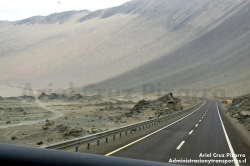 Ruta 1 | Iquique - Antofagasta | Farellón Costero
