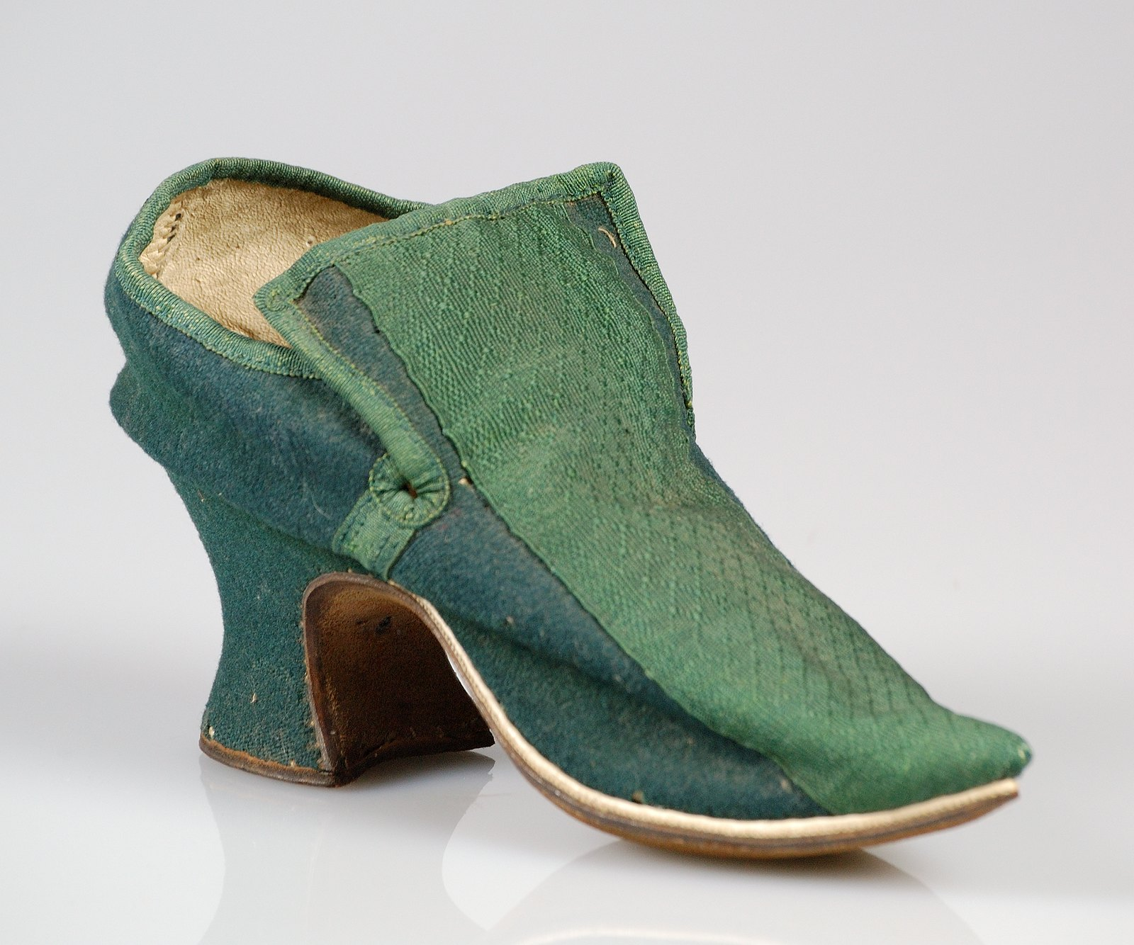 The Colorful Shoes Of The 18th Century