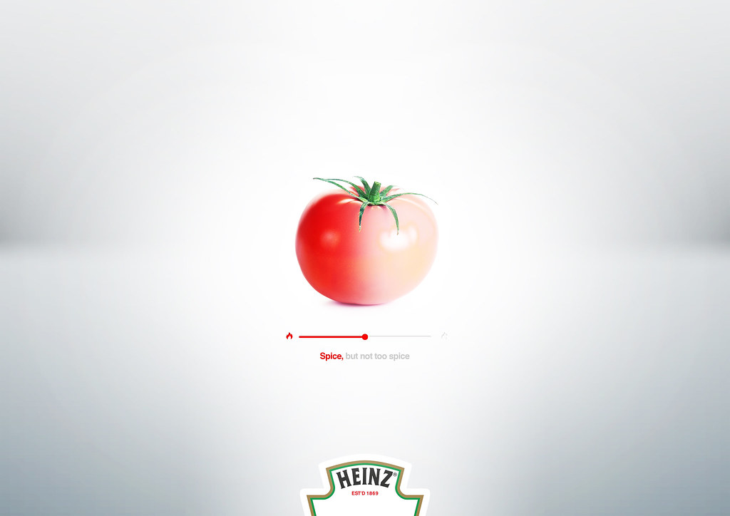 Heinz New Sauce - Spice, but not too spice 2
