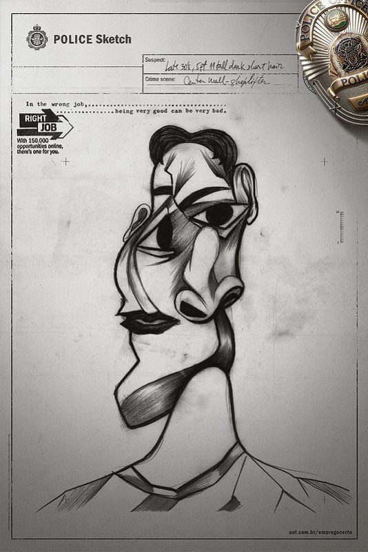 Right Job - Sketch