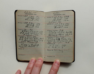 old notebooks - 12