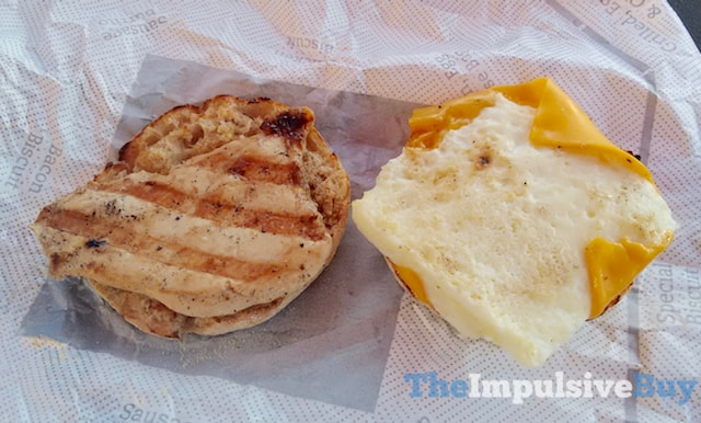 Chick-fil-A Egg White Grill Breakfast Sandwich 2