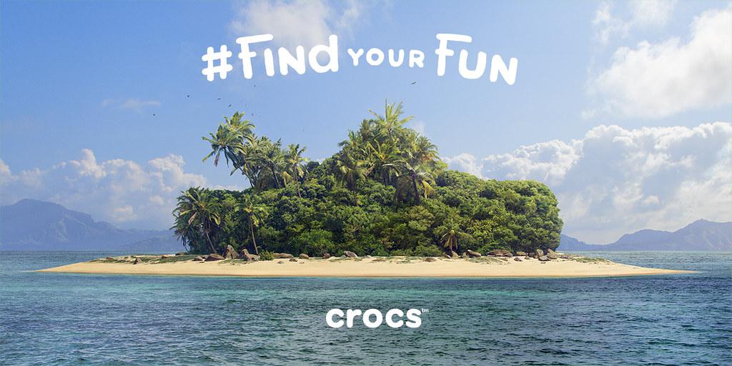 Crocs - Find Your Fun Island
