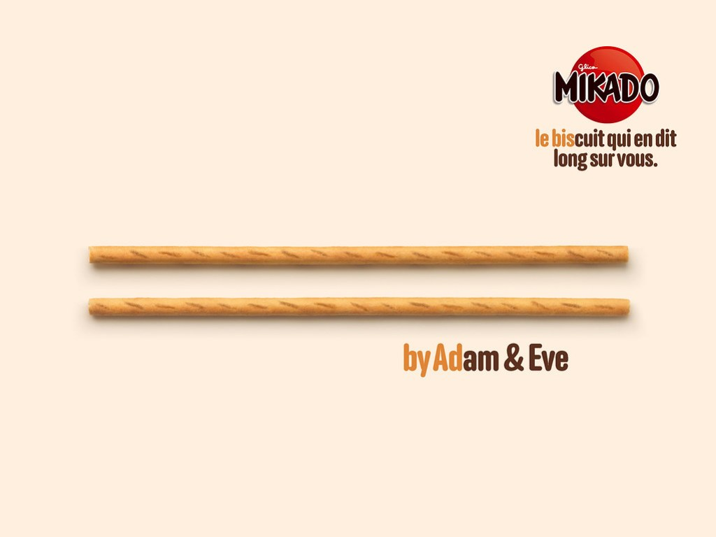 Mikado - Stick out your personality 4