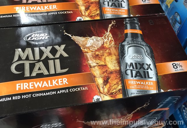 Bud Light Mixx Tail Firewalker