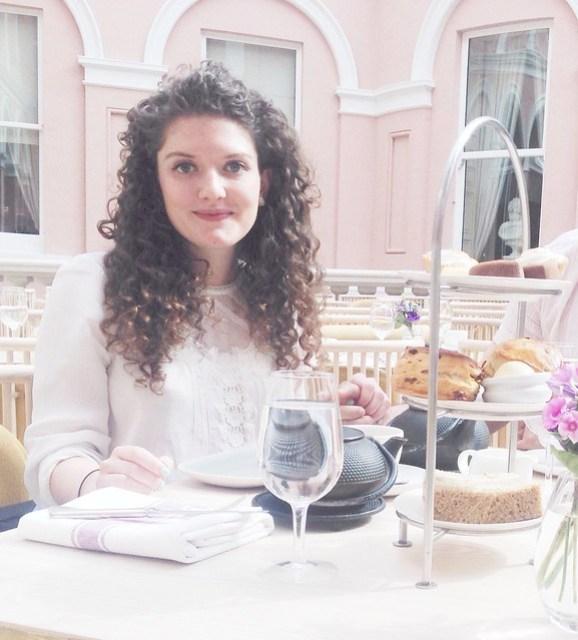 Me at Tea