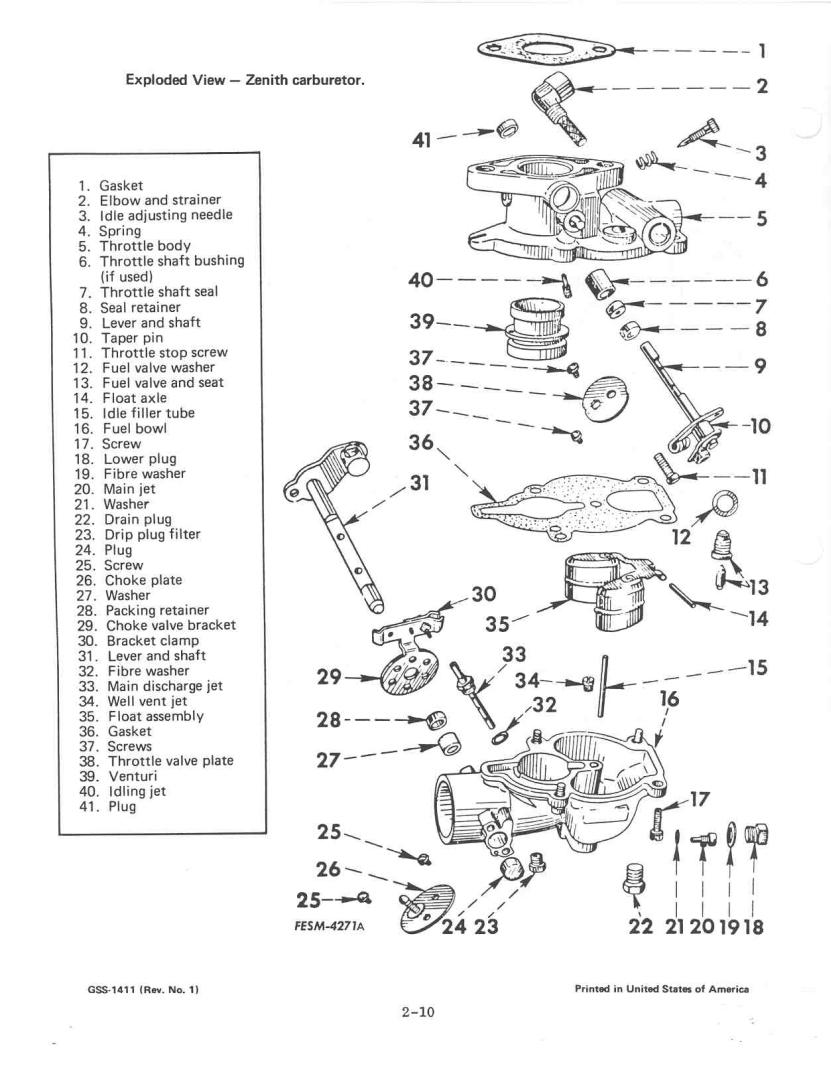 satoh beaver tractor alternator wiring diagram