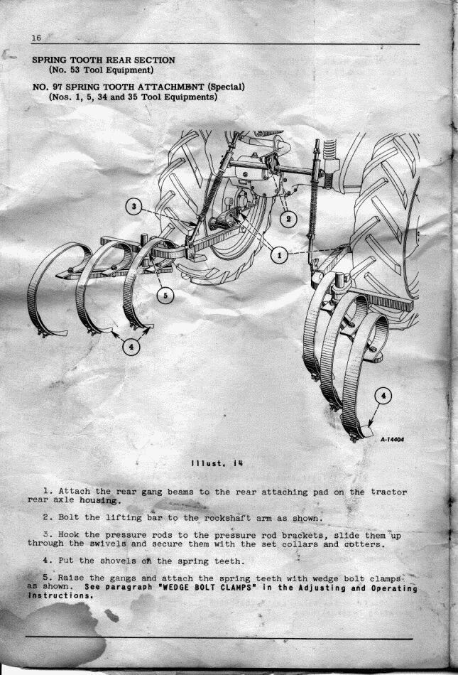 Cub-144 Cultivator Manual