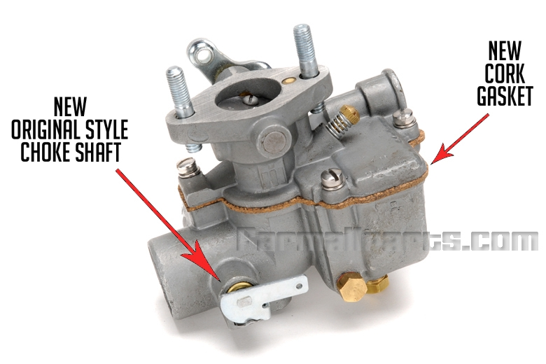 Remanufactured Carburetor Fits International Cub  Cub Lo-Boy - Fuel