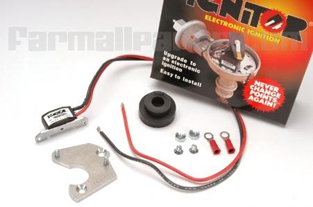 Pertronix Electronic Ignition Conversion Kit for 12 volt Negative