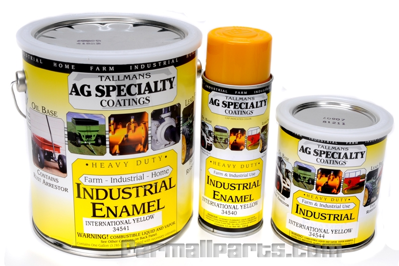 Cub Yellow Enamel Paint - Paint - Farmall Parts - International