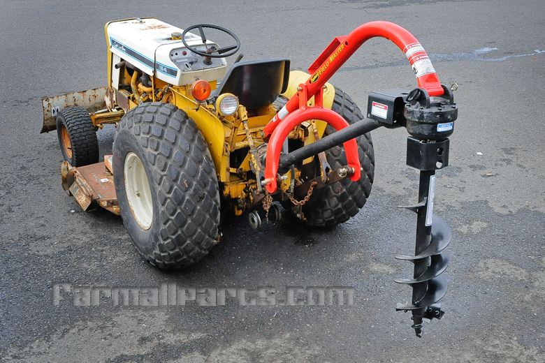 Post Hole Auger For Farmall Cub and Farmall Cub 154 - Tools
