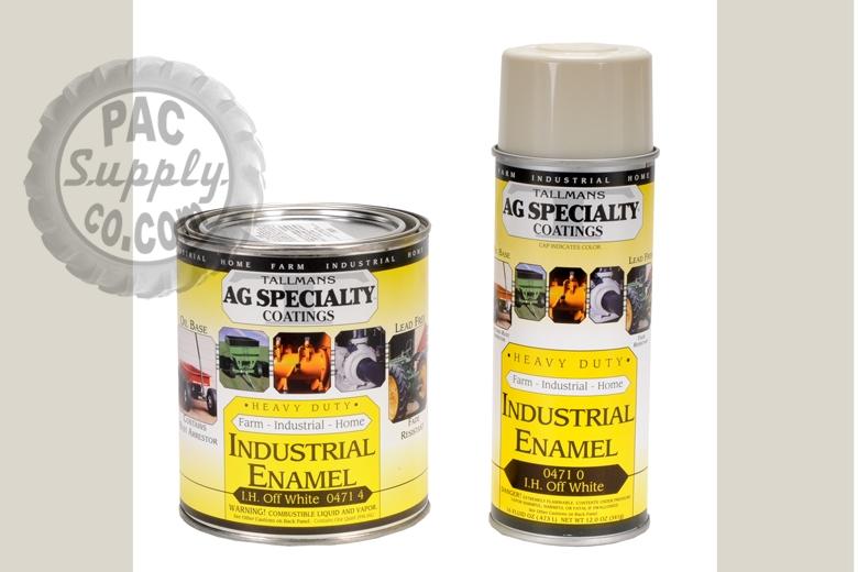 Farmall Off-White Enamel Paint - Farmall Cub, Cub Lo-Boy, Cub Cadet