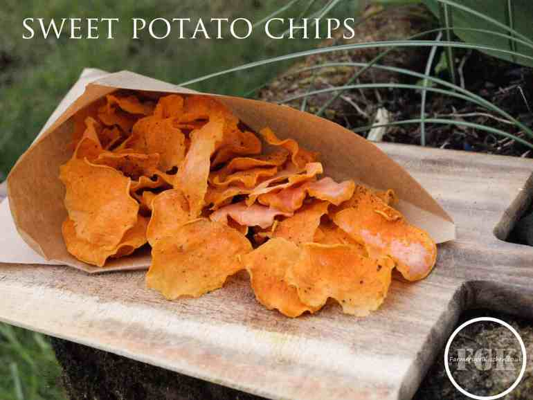 Make your own Sweet Potato Chips with the Optimum P200 Dehydrator