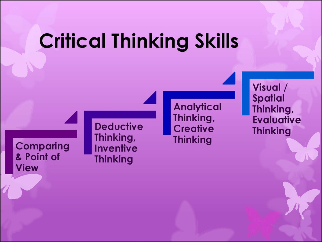critical thinking texas