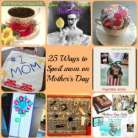 25 Mother's Day Gifts & Recipes To Spoil Your Mom
